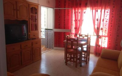 Flat in Urb. Valdemar 6th floor, 2 bedrooms, Playa Valdegrana
