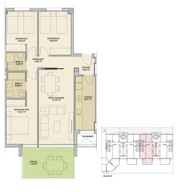 Plano-Nucleo4-Planta3-B-Apartamentos-Terrazas-PuertoReal