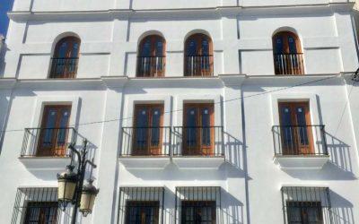 Townhouse with 8 apartments in El Puerto de Santa Maria
